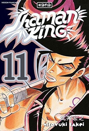 Shaman King, tome 11 par Hiroyuki Takei