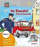 Im Einsatz! Polizei & Feuerwehr: Über 550 Hörerlebnisse, kleine Spiele und Rätsel (Antippen, Spielen, Lernen!)