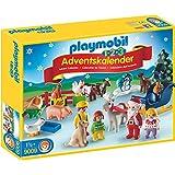 """PLAYMOBIL 9009 - 1.2.3 Adventskalender """"Weihnacht auf dem Bauernhof"""""""