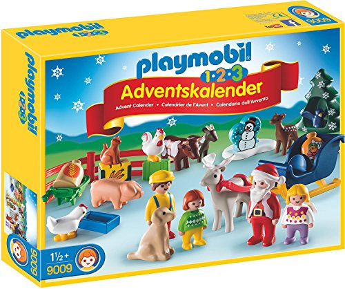 Playmobil Adventskalender Weihnacht auf dem Bauernhof
