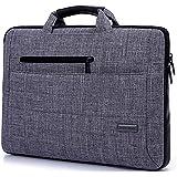 Vanwalk 15.6 Zoll Laptop Tasche für Laptop HP / MacBook Air / MacBook Pro (grau)