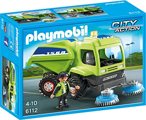 Playmobil 6112 - City-Kehrmaschine