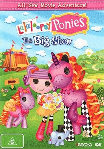 Lalaloopsy Ponies: The Big Show [NON-USA Format, Region 4 Import - Australia]