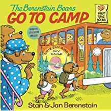 The Berenstain Bears Go to Camp[ THE BERENSTAIN BEARS GO TO CAMP ] By Berenstain, Stan ( Author )Mar-12-1982 Paperback