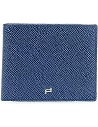 Porsche Design French Classic 3.0 Portafoglio blu