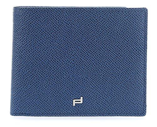 Porsche Design French Classic 3.0 Portefeuille bleu