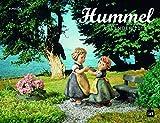 Hummel 2019 - Wandkalender, Posterkalender, Illustrationen  -  39 x 30 cm