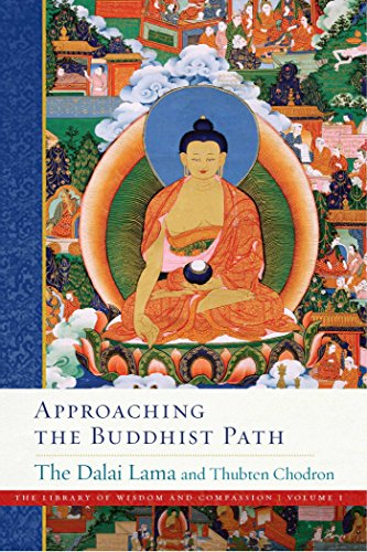 Approaching the Buddhist Path (The Library of Wisdom and Compassion) por His Holiness the Dalai Lama