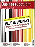 Business Spotlight 4 2016 Made in Germany Zeitschrift Magazin Einzelheft Heft