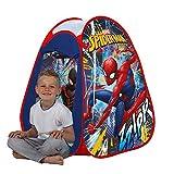 John Gmbh - 79344 - Jeu de Plein Air et Sport - Tente Pop-Up - Spiderman