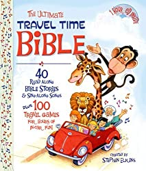 The Ultimate Travel Time Bible [With Stickers and CD] by Stephen Elkins (2007-05-31)