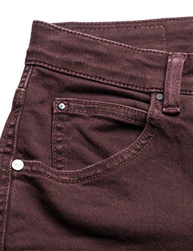 Replay Damen Slim Jeans Katewin Rot (Bordeaux 10)