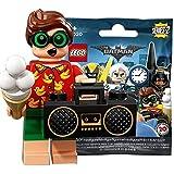 Lego (Lego) Mini Figures The Lego Batman Movie Series 2 Vacation Robin Unopened Items | The Lego Batman Movie Series 2 Vacation Robin ?71020-8?