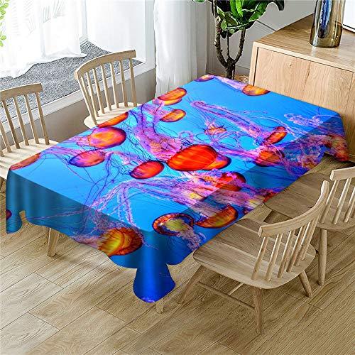 QWEASDZX Mantel Paño Simple Mantel Multiuso Mantel