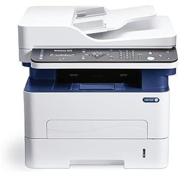 Xerox 3225V Stampante Multifunzione, Bianco/Blu