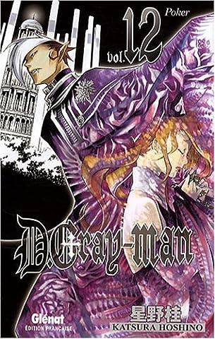 D.Gray-man Vol.12