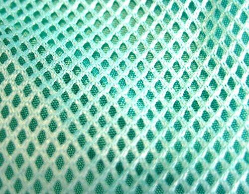 Modische Badeshorts für Herren Marke Martano - Saison 2017 - Mesh - Innenslip - inneliegendem Zugband - verschiedene Farben - Gr. S/5 bis XXL/9 - Bermudashorts Strandshorts Shorts Badehose Aqua Green
