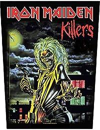 Iron Maiden Espalda parche–Killers–Iron Maiden Back Patch