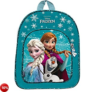 Star Licensing Disney Frozen Zainetto Medio Zainetto per Bambini, 32 cm, Multicolore