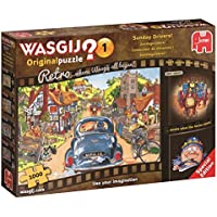 Wasgij Retro Original 1 - Sunday Drivers! - 1000 Piece Jigsaw Puzzle