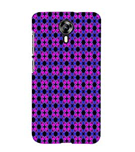 EPICCASE fashionable flowers Mobile Back Case Cover For Micromax Canvas Express-2 (Designer Case)