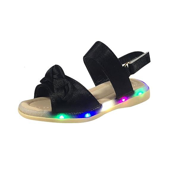 Girls School Black Durable Shoes Kids Junior Sizes hook  Loop Latches slipper