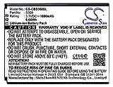 CS-CBS308SL Akku 1800mAh Kompatibel mit [CUBOT] S308 Ersetzt S308