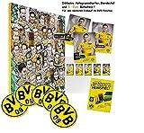 Borussia Dortmund Adventskalender, Weihnachtskalender 2017 + 5 BVB Bierdeckel