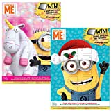 Minions Adventskalender (2er Set)