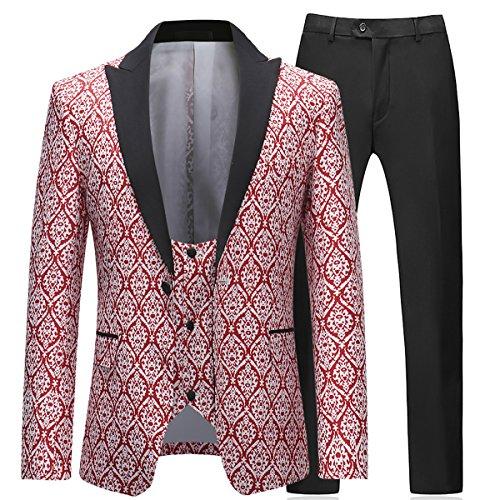 Anzüge 2019 Die Neue Casual Fashion Stretch Stoff Frühling Mode Lässig Männer Anzug Slim Fit Männer Anzüge Hochzeit Anzüge Ungleiche Leistung jacke + Hose + Weste