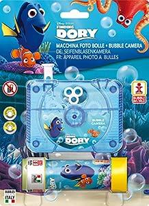 Dulcop-500.143000-Finding Dory-Cámara de Burbuja-10,4x 9,5x 2,9cm-Tubo de jabón-60ml