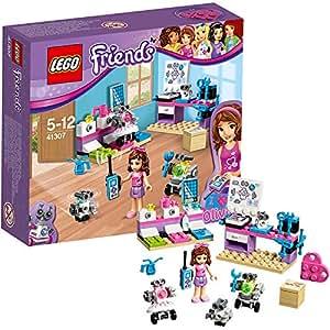 Lego - 41307 - Jeux de construction - Labo Créatif D'Olivia