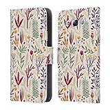 Offizielle Oilikki Botanisches Licht Muster Brieftasche