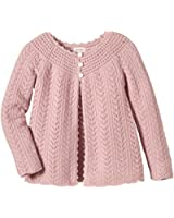 Noa Noa Miniature Girl's Mini Basic Wool Cardigan