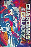 Guardians of the Galaxy Vol. 2 (61cm x 91,5cm) + 1 Traumstrand Poster Insel Bora Bora zusätzlich