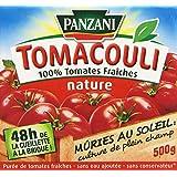 Panzani Tomacouli Purée de Tomates 500 g