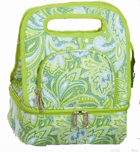 picnic-plus-savoy-insulated-lunch-tote-green-paisley-by-spectrum