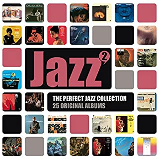 The Perfect Jazz Collection /Vol.2 (Coffret 25 CD) by V/A (B004Q9SO0O) | Amazon price tracker / tracking, Amazon price history charts, Amazon price watches, Amazon price drop alerts