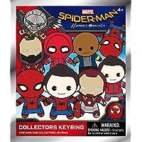 Spider-Man: Homecoming 3D Figural Llavero Mystery Pack (1 Random)
