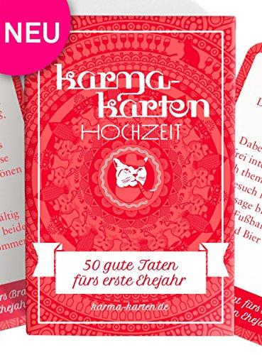 Karmakarten-Hochzeit–50-gute-Taten-frs-erste-EhejahrDas-Original–Chaoskarten-Hochzeitsspiel Chaoskarten Karmakarten Hochzeit – 50 Gute Taten fürs erste Ehejahr–Hochzeitsgutscheine Hochzeitsspiel -