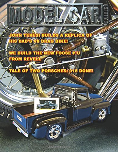 Model Car Builder No. 28: Tips Tricks How To's Feature Cars Events Coverage: Volume 3 por Roy Sorenson
