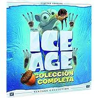 Ice Age Colección Completa Vintage 1-5