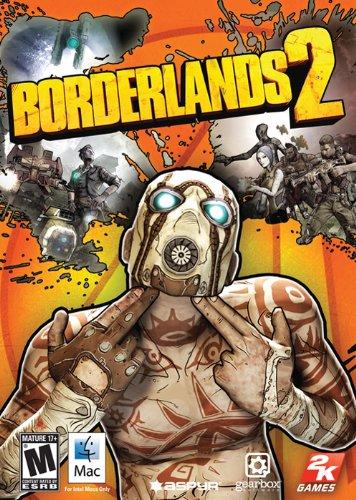 Borderlands 2 [Mac Code - Steam] (2 Mac Borderlands)
