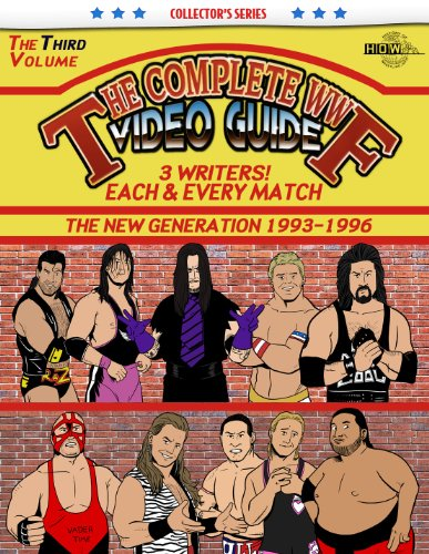 The Complete WWF Video Guide Volume III (English Edition) (Wwe-info)