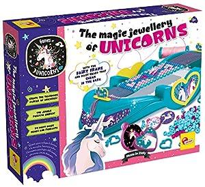 Lisciani 73658 - Unicornios de Joyas mágicas de los LICORNES, Multicolor