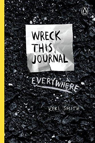 Wreck This Journal Everywhere por Keri Smith