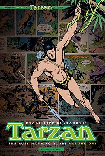 Tarzan Archives: The Russ Manning Years Volume 1 por Gaylord DuBois