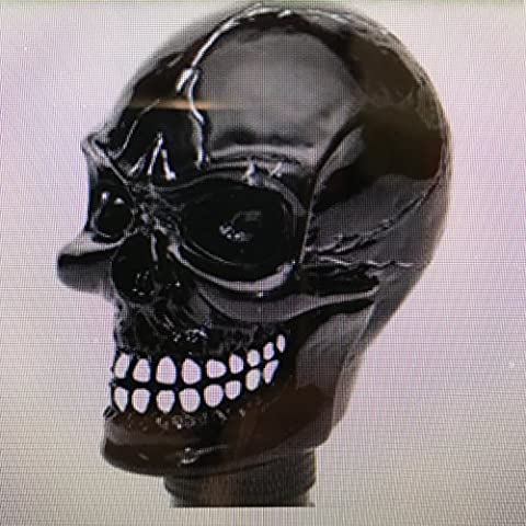 Bad Black Skull Schaltknauf universell verwendbar für Fahrzeuge ohne RGA