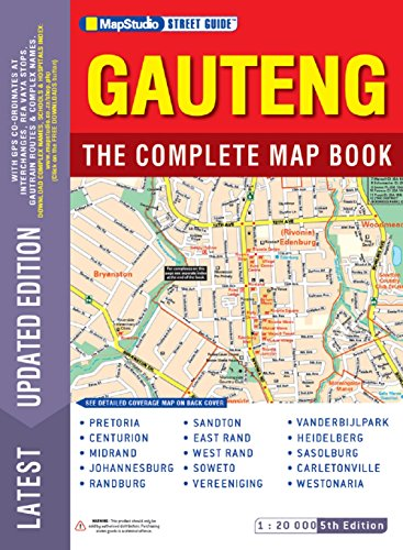 Street Guide Gauteng Complete