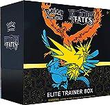 Pokémon POK80473 TCG: Caja de Entrenamiento Elite de los destinos Ocultos, Colores Variados
